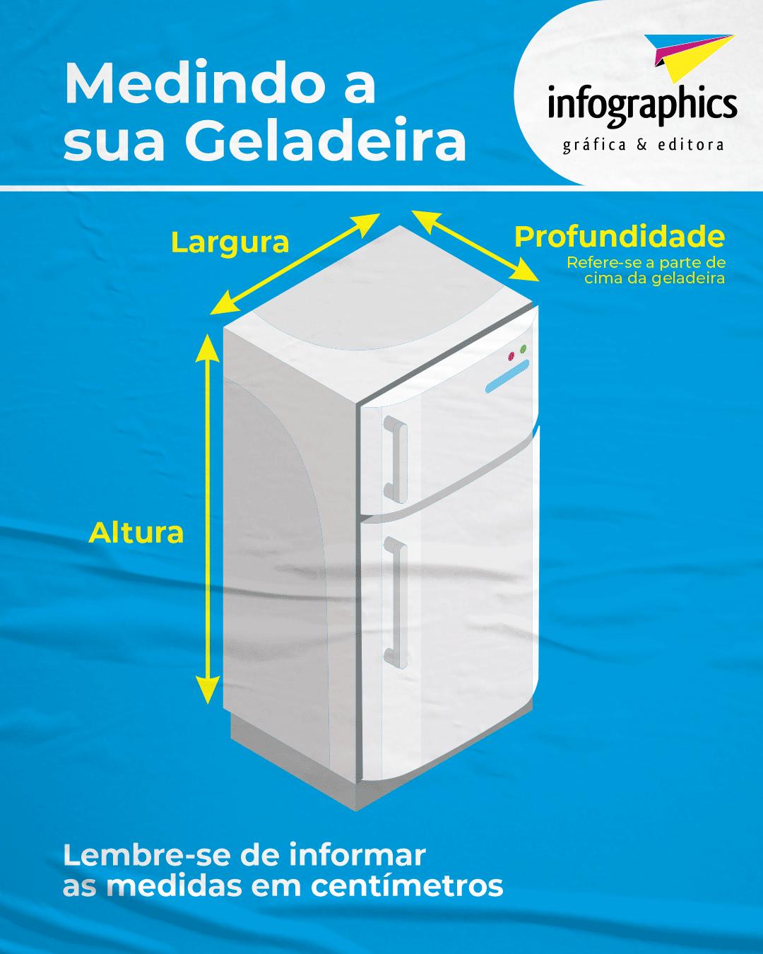 medir-geladeira